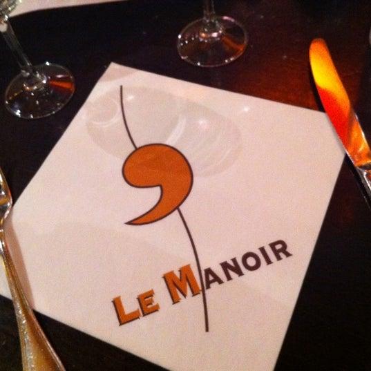 Photo prise au Le Manoir par Raymond le5/29/2012