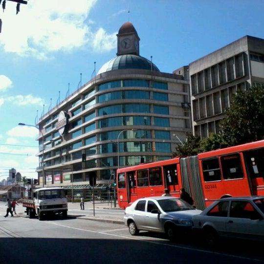 4/19/2012 tarihinde Álef Augusto F.ziyaretçi tarafından Shopping Estação'de çekilen fotoğraf
