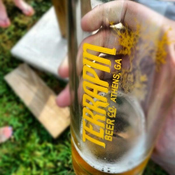 7/6/2012にMichael O.がTerrapin Beer Co.で撮った写真