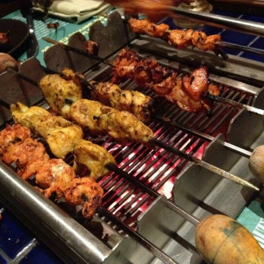 Restaurants | Barbeque Nation