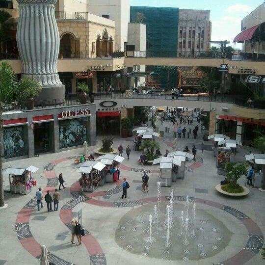 รูปภาพถ่ายที่ Hollywood & Highland Center โดย Hiren P. เมื่อ 4/26/2012