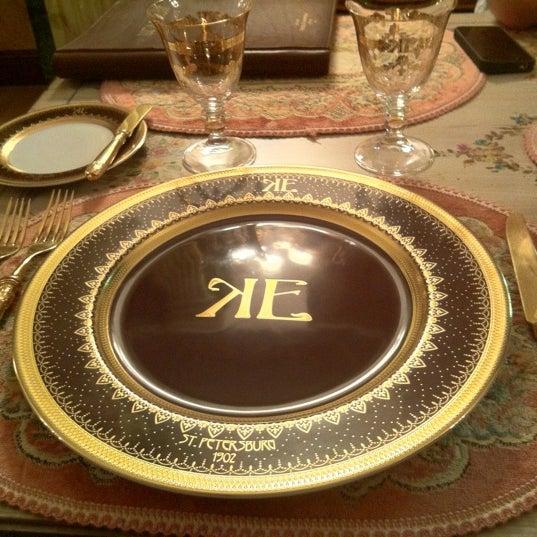 Постарайтесь не отравиться в кафе «Мезонин» при «Гранд Отеле «Европа» в Питере