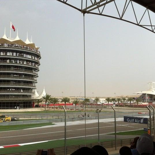 Foto scattata a Bahrain International Circuit da Renato L. il 4/22/2012