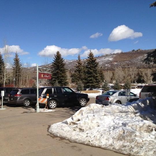 Photo prise au Aspen/Pitkin County Airport (ASE) par shad s. le2/16/2012
