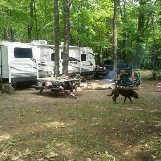 7 Mile Lake Campground - Campground in Three Lakes