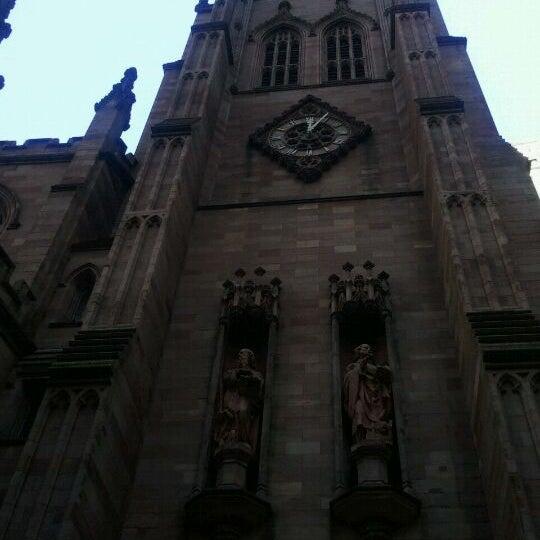 Foto scattata a Trinity Church da Crystal W. il 10/16/2011