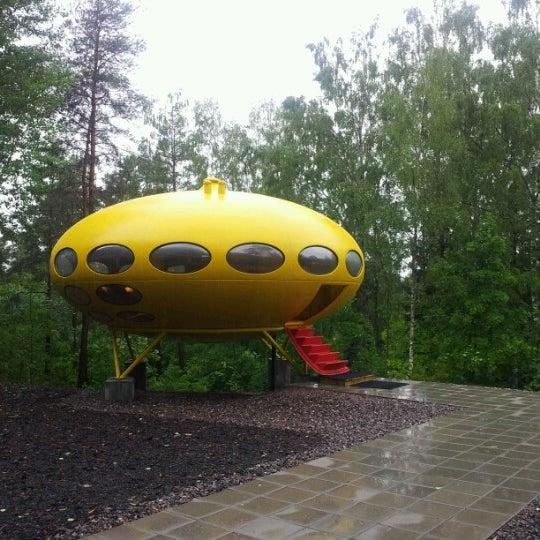 6/17/2012에 Hanna-Kaisa T.님이 Espoo Museum of Modern Art (EMMA)에서 찍은 사진