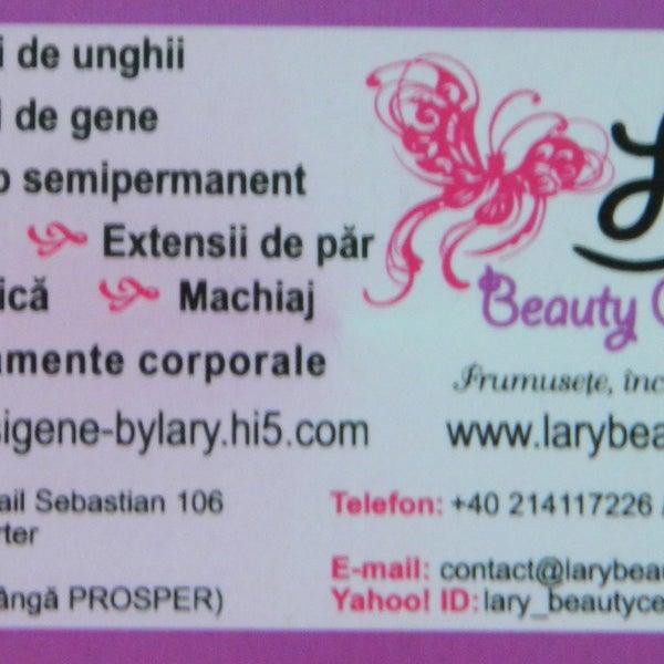 Lary Beauty Center 13 Septembrie бухарест București