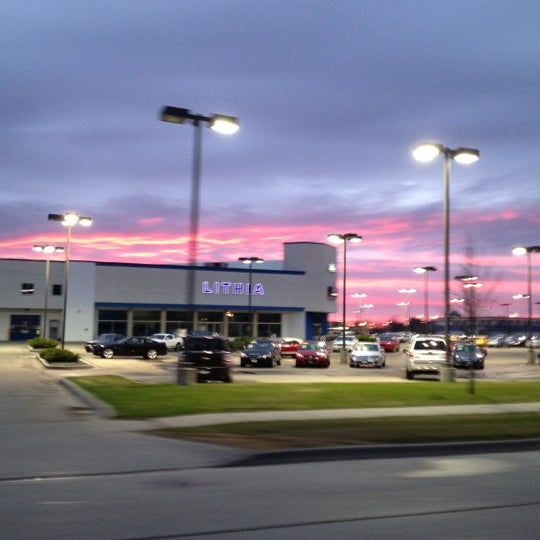 Lithia Ford Grand Forks >> Photos At Lithia Ford Lincoln Mercury 3 Tips From 111 Visitors