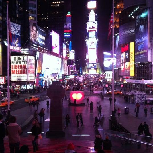 2/29/2012 tarihinde Vlad C.ziyaretçi tarafından Hilton New York Fashion District'de çekilen fotoğraf