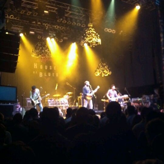 Foto scattata a House of Blues da Brent C. il 9/30/2011