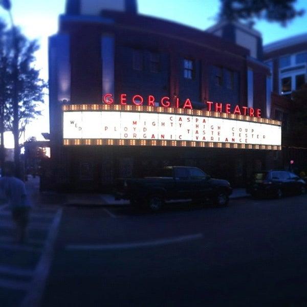 Das Foto wurde bei Georgia Theatre von SOS am 10/27/2011 aufgenommen