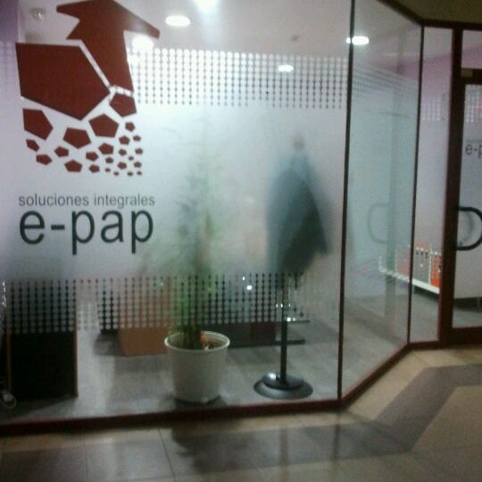 Foto diambil di e-Pap oleh Natalia U. pada 10/25/2011