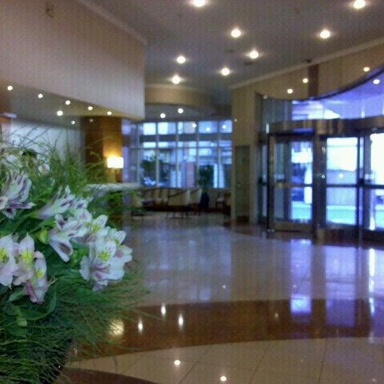 Das Foto wurde bei InterTower Hotel von Pepe E. am 3/3/2012 aufgenommen