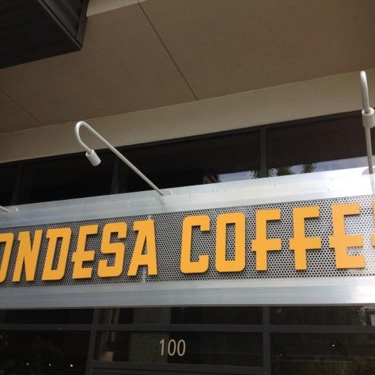 4/19/2012にamin r.がCondesa Coffeeで撮った写真