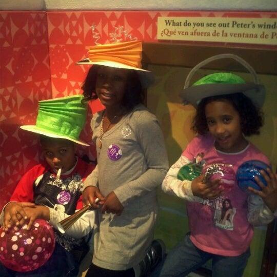 Снимок сделан в Minnesota Children's Museum пользователем @IamBangieB 1/1/2012