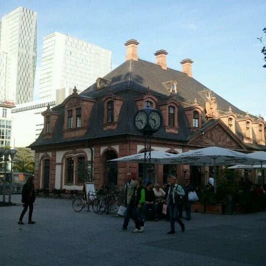 cafe alex frankfurt