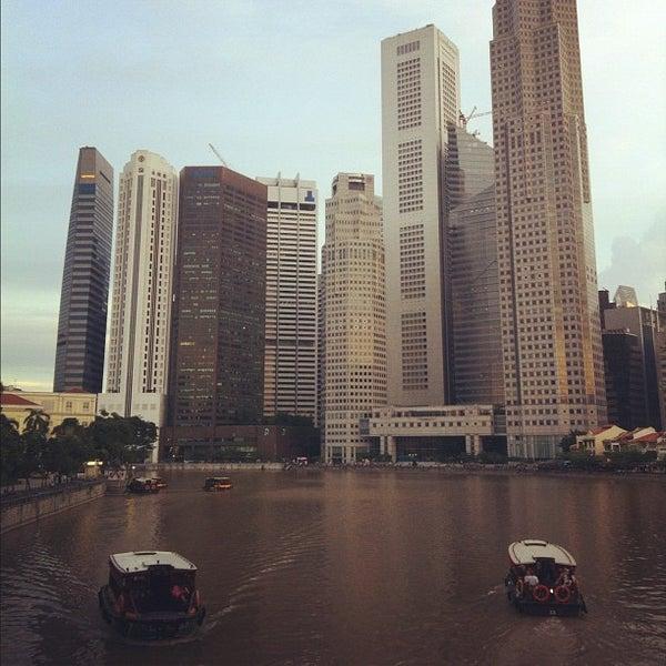 Foto diambil di Singapore River oleh Daria R. pada 11/5/2011