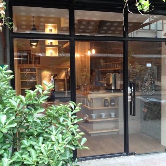 Снимок сделан в Café del Volcán пользователем Nils 8/12/2012