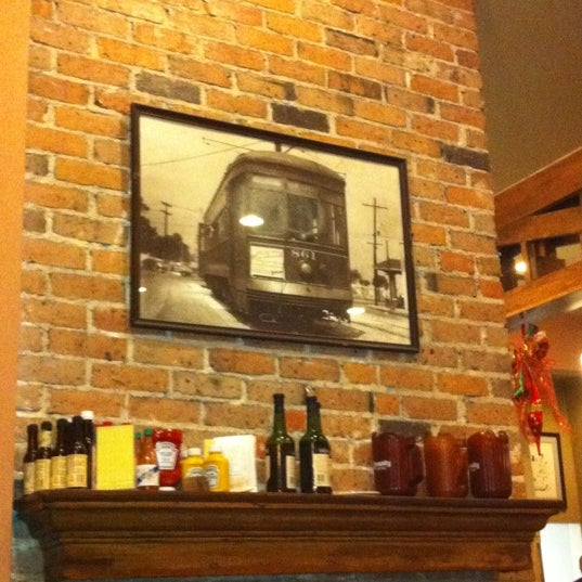 Photo taken at Mandina's Restaurant by Cody O. on 12/5/2011