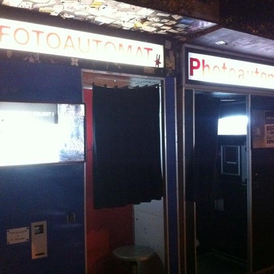 Das Foto wurde bei Photoautomat | Photo Booth von Matzel S. am 8/14/2011 aufgenommen