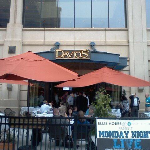 Foto tomada en Davio's por Randy el 9/21/2011