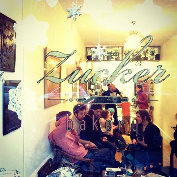 1/1/2012에 Idan C.님이 Zucker Bakery에서 찍은 사진