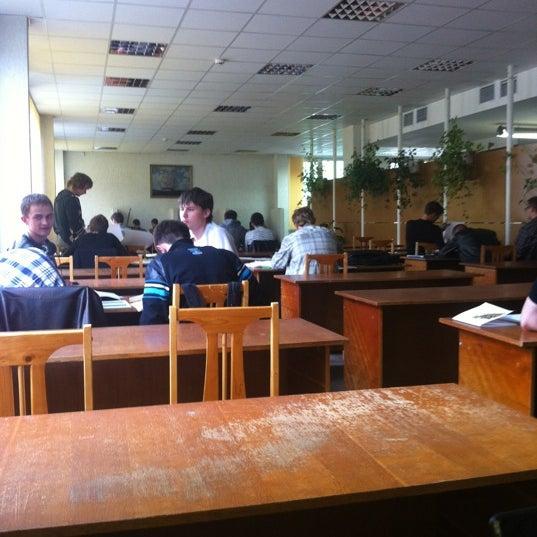 Das Foto wurde bei Научная библиотека БНТУ von Dima S. am 6/5/2012 aufgenommen