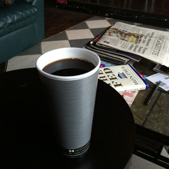 9/3/2012에 Eric Thomas C.님이 Silverbird Espresso에서 찍은 사진