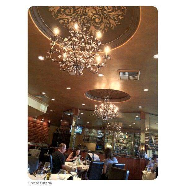 Photo prise au Firenze Osteria par aaron d. le10/17/2011