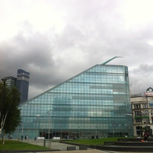 9/2/2012 tarihinde Manchester's F.ziyaretçi tarafından National Football Museum'de çekilen fotoğraf