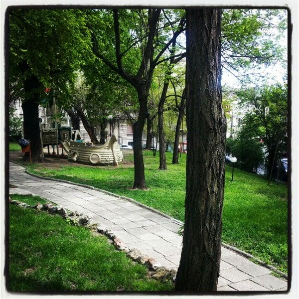 Foto tomada en Mala fabrika ukusa por Aleksandar J. el 4/22/2012
