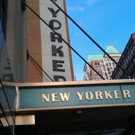 Foto diambil di Wyndham New Yorker oleh Huck F. pada 1/19/2012