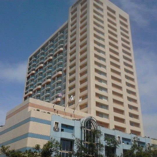 DoubleTree by Hilton Hotel San Diego Downtown - Little Italy - 1646 Front St