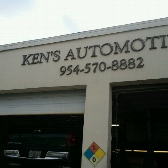 Ken S Automotive Inc 918 S Deerfield Ave A