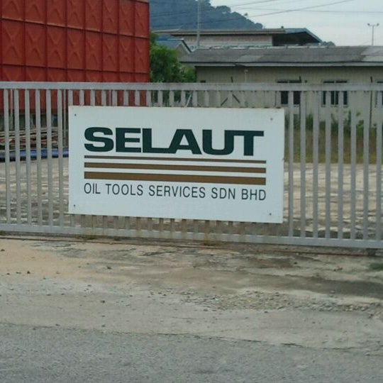 Ksb  Selaut Oiltools - Building