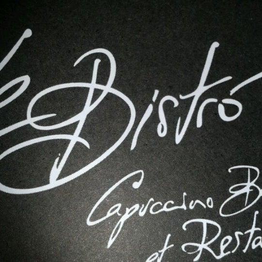 12/1/2011에 Elisa G.님이 Le Bistró에서 찍은 사진