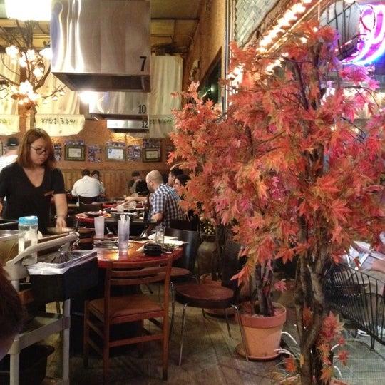 Foto scattata a Hae Jang Chon Korean BBQ Restaurant da Cameron N. il 7/16/2012