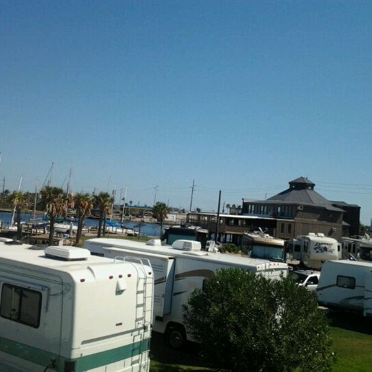 Photos at Bayou Shores RV Resort & Marina - Galveston, TX