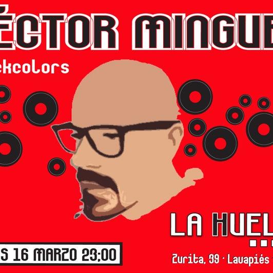 PROGRAMACIÓN DE MARZO. DJ en La Huelga!!!