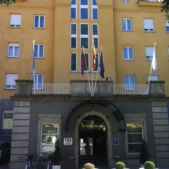 NH Victoria Palace Hotel San Lorenzo de El Escorial (Now Closed ...