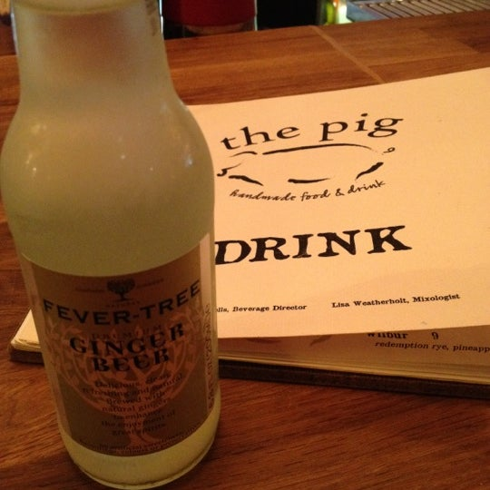 Foto tirada no(a) The Pig por Aubrey A. T. em 8/21/2012