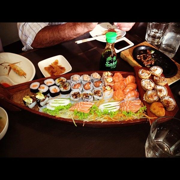 Foto tirada no(a) Kodai Sushi por André S. em 8/26/2012