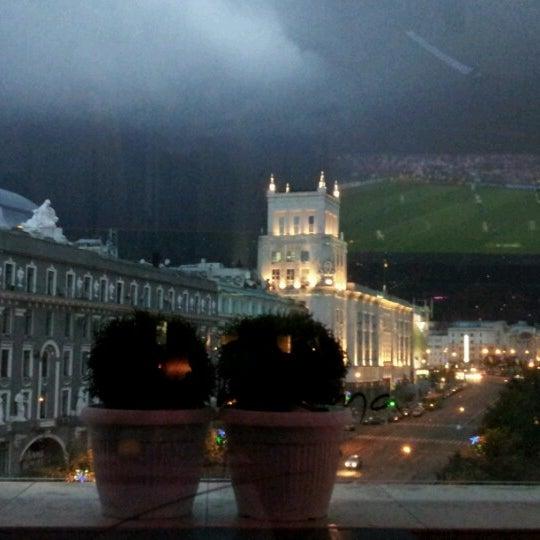 Das Foto wurde bei Panorama Lounge von Евгения Л. am 6/14/2012 aufgenommen