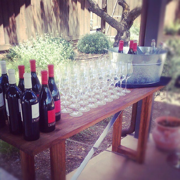 Photo taken at Ram's Gate Winery by Cindy Z. on 6/23/2012