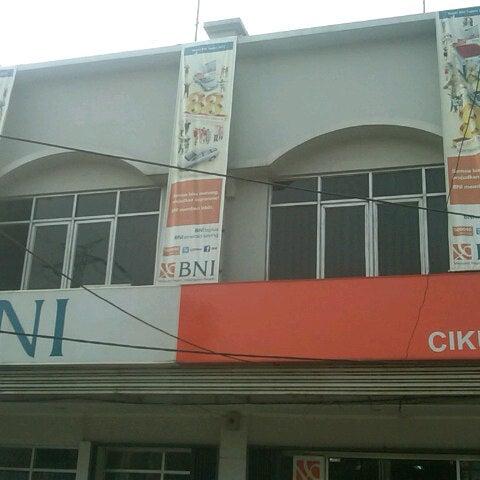 Bni Kcp Cikupa Bank In Tangerang