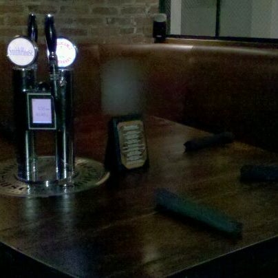 They have in-table beer taps, just be sure you like the variety at your table!