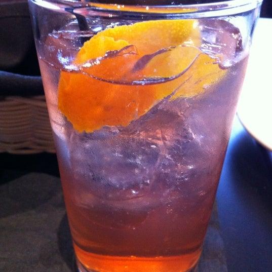 Das Foto wurde bei Campagnolo Restaurant + Bar von Arianne F. am 4/24/2012 aufgenommen
