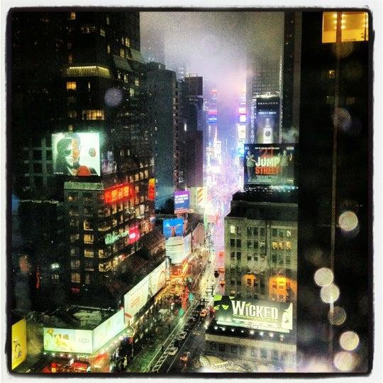 2/25/2012에 Jean-Damien C.님이 Novotel New York Times Square에서 찍은 사진