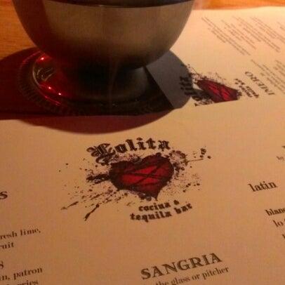 Foto scattata a Lolita Cocina & Tequila Bar da Gene K. il 7/17/2012